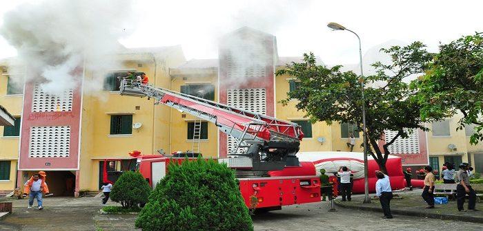 Kinh doanh bảo hiểm cháy nổ có phải đóng phí pccc
